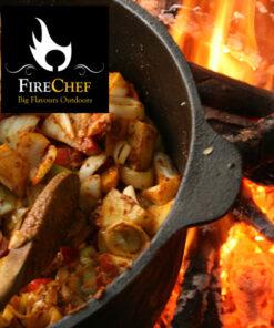 FireChef Dutch Oven Cooking