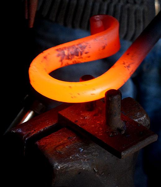 FireChef Iron bending
