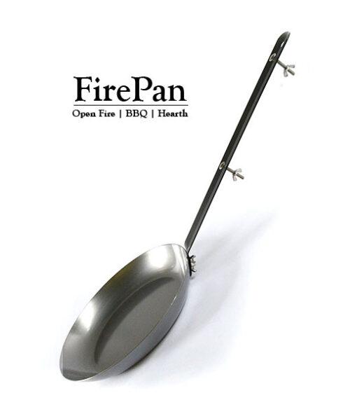 FirePan - Open Fire & BBQ Camping Pan