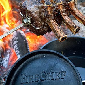 FireChef Rib Roast